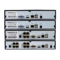 4路NVR高清摄像头主机家用手机远程回看监控网络监控硬盘录像机