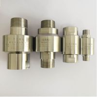 304不锈钢高压回转接头/液压回转接头/高压直通接头