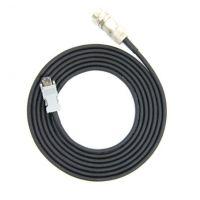 欧姆龙大功率编码线、IO控制线、动力电源线。