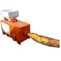 20万大卡生物质热水洗浴锅炉 生物质颗粒燃烧机图片