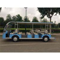 北京市电动观光车-北京君尚-带倒车影像电动观光车