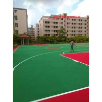 2019全国报价,湖南长沙学校篮球场造价多少钱一个?