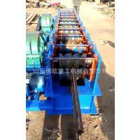 圆管压方管设备 脚手架48圆管压方机 方管成型机 自动圆管压方机