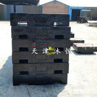 地磅校准1000公斤铸铁砝码 叉吊两用1吨平板型标准砝码 M1级/M2级
