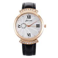 时尚水钻高档手表 女款正品牌个性皮带韩国版学生石英表女士手表