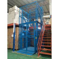 五华县厂内载货梯 货架配套用简易电梯 梅州升降机厂家定做