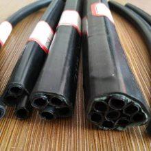 离石3芯聚乙烯束管市场价格,扬光PE-ZKW8x3束管