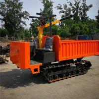 厂家直销 橡胶履带式运输车 水稻田履带式农用车