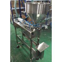 xwf 供应压宿空气卧式膏体灌装机单头灌装机