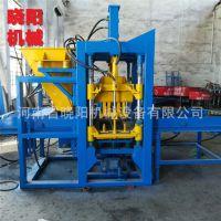 节能全自动液压水泥砖机 大型混凝土免烧砖机 空心砌块砖机