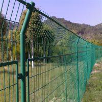 铁路护栏 公路护栏网 小区围墙铁丝网