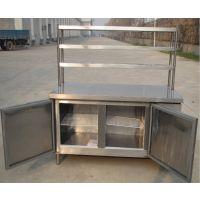 伊蝶1.5-1.8米冷藏冷冻工作台双温直冷操作台加盟连锁合作商 现货