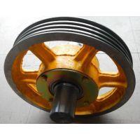 直供订做各种35#钢 45#钢 铸钢件电梯导向轮生产厂家