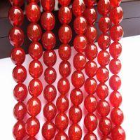 天然A级红玛瑙圆珠4.6.8.10.12MM  手工DIY饰品配件散珠圆珠配饰