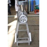 自动粉条机 2人即可生产可生产加工土豆粉