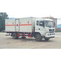 东风天锦5.9L9.9吨JDF5170XQYDFH5民爆器材运输车多少钱