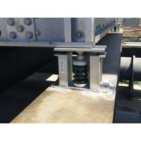 厂家供应冷却水塔减振器,冰水主机隔振垫,贝尔金减震垫