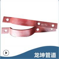 珠海三螺栓管夹、珠海碳钢三螺栓管夹生产、珠海保温管用三螺栓管卡
