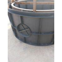 圆形化粪池钢模具环保之路/圆形化粪池钢模具工业领域