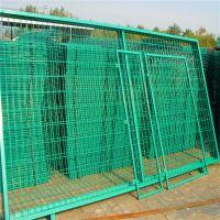 银川护栏网 护栏网cad图 包塑钢丝网多少钱一米