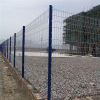 园林绿化双边丝护栏 高速公路防撞栏 低碳钢丝围栏网