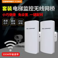 无线网桥电梯专用一站式WIFI覆盖解决方案提供商郑州自由人科技无线网络设备提供商