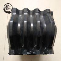 益美高方形逆流塔专用收水器除水器益美高黑色高效收水器PVC材质——河北龙轩
