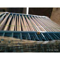 广西玉林锌钢围墙护栏网学校走廊铁栏杆工厂护栏围蔽场地铁艺隔离栏