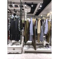 黄慧玲18冬装新款高端时尚深圳女装设计师专柜品牌走份批发