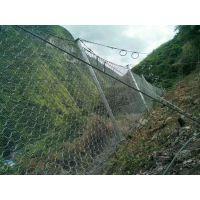 承接边坡防护网施工 厂家销售山路路基包石头网