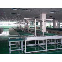 供应皓诚LED路灯装配生产线 路灯生产设备
