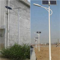 张家口新农村太阳能路灯 led锂电路灯一体化