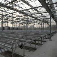 连栋玻璃温室 玻璃温室规格 温室大棚建造 玻璃温室大棚设计建造