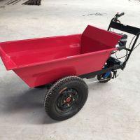 养牛出粪用的灰斗车 奔力SDYT-XTC 敞口式装卸料斗助力车