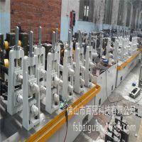不锈钢焊管机设备 碳钢高频焊管生产机组 生产线镀锌管生产设备