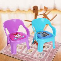 儿童叫叫椅 塑料靠背椅 宝宝塑料椅子 儿童板凳 塑料叫叫椅