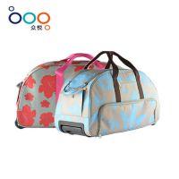 2018新款男女健身包出差行李包短途旅行袋旅游包大容量手提旅行包