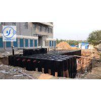 抗浮式地埋箱泵一体化无焊缝水箱厂家