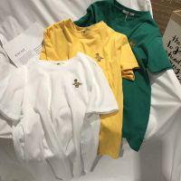 地摊服装批发几元到十几元的服装T恤 工厂直批