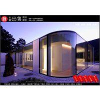 销售72m2 F-01沪惠自建房 全预制装配式建筑 拼装房 组合房 别墅 快建房 玻璃瓶 智能建筑