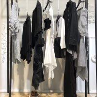 东莞服装尾货批发市场大全卡拉贝斯代理折扣女装欧美牛仔外套品牌折扣女装