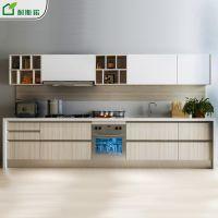 定制橱柜 露水河橱柜柜体 烤漆门板橱柜设计 定制厨房吊柜壁柜