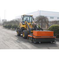施工道路清扫车 实现全无尘干式清扫 清扫宽度1.8m
