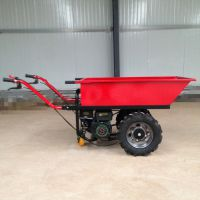 农用两轮平板小货车 可上坡拉货手推车 奔力LIANGL