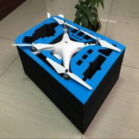 EVA海绵内衬包装遥控飞机内托异型设计固定减震包装