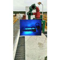 杭州|腾豪TENGHAO|防爆灭蚊灯|在制药厂|CNEX|洁净车间|如何安装|采用防爆挠性连接管|6