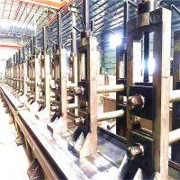 非标定制热水器不锈钢排气管设备 管道制管机专业化生产
