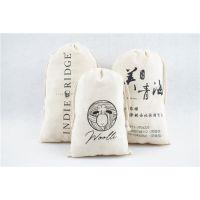 定制棉布束口袋抽绳袋 包装拉绳袋 旅行社酒店收纳袋 印刷logo
