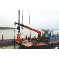 海重 船用小型液压吊机 二手船用液压吊机 船用码头吊机 厂家特惠