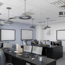 专业厂房、办公室集成吊顶装修工程设计施工